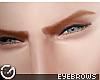 G-Hugh Eyebrows.Ginger