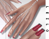! L! Hoochi Hands&Jewels