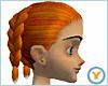 Dbl Braid: Redhead