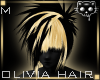 Black Gold hair 46a Ⓚ