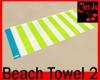 Beach Towel 2 no poses