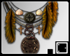 ♠ Witch Doctor Amulet