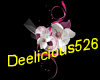 Flowers and ribbon 2