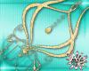 !Gold Mermaid Crown