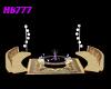 HB777 BC Sofa Set