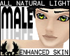 -cp Natural Light Male