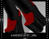 *MD*Black&Red|Boots