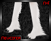 M! Copper Husky Leg Fur