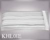 K white pillow anim