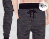 + Heathered Grey Joggers
