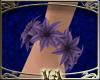 Purple Flower Bracelet R