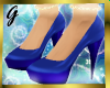 G- Blue Shoes, Royal