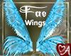 Tears Blue Wings