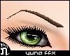 (n)Yuna Eyebrows