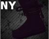 [NY] Stem Grape Boots