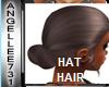 BEAUTIFUL BUN HAT HAIR