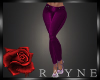 Quey jeans purple RLL