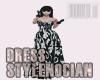 DRESS-STYLENOCIAN