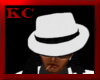 $KC$ Mafia Hat White/Blk