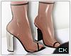 K| Talkin Clear Boots