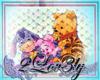 Pooh Baby Blanket Pink