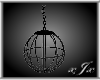 Round Hanging Cage