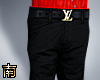 BD'All Black Slim Pants