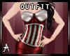 [aev] Twinkle dress red