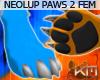 +KM+ Neolup Paws v2 FEM