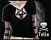 F. Goth Sleeves