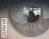 . natural l. gray eyes