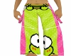 [KC]Frog Relax Pants