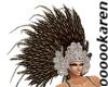 Feather Headdress Crystl