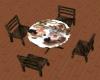 Mickey Minnie Kids Table