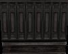 (AL)DrkBrwn Gothic Panel