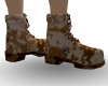 Tan Digital Camo Boot F