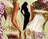 HRH ColourfulGold Kimono