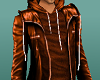 NL-Rocker Jacket Orange
