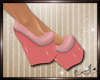 (BCA) Shoes Pink!