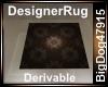 [BD] Designer Rug