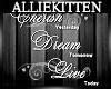 (AK)Cherish,Dream,Live