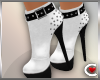 *SC-Ophelia Boots Wht