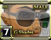 [BE] G SHADES GRAY