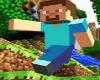 Minecraft Steve w/ actions