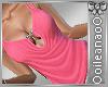 (I) Pink Comfy Tee