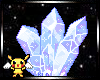 Pastel diamond sticker