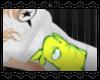 [*K] Lime Bunny shirt