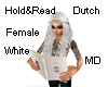 MD Hold&Read Dutch Bible