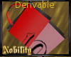 Deriveable Bags - Right