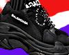 $W.BlackBalenciaga Mega